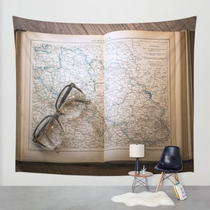 Travel Wall Tapestry by Mixed Imagery | Society6
