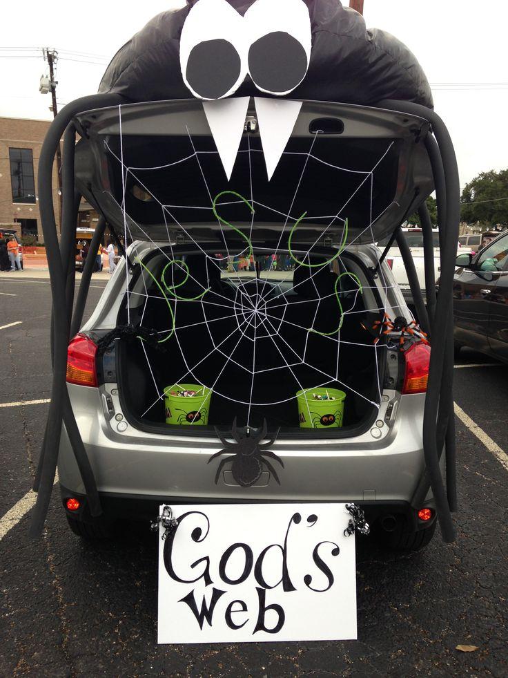 Sandy Riffenberg (riffenberg) on Pinterest - halloween decorated cars