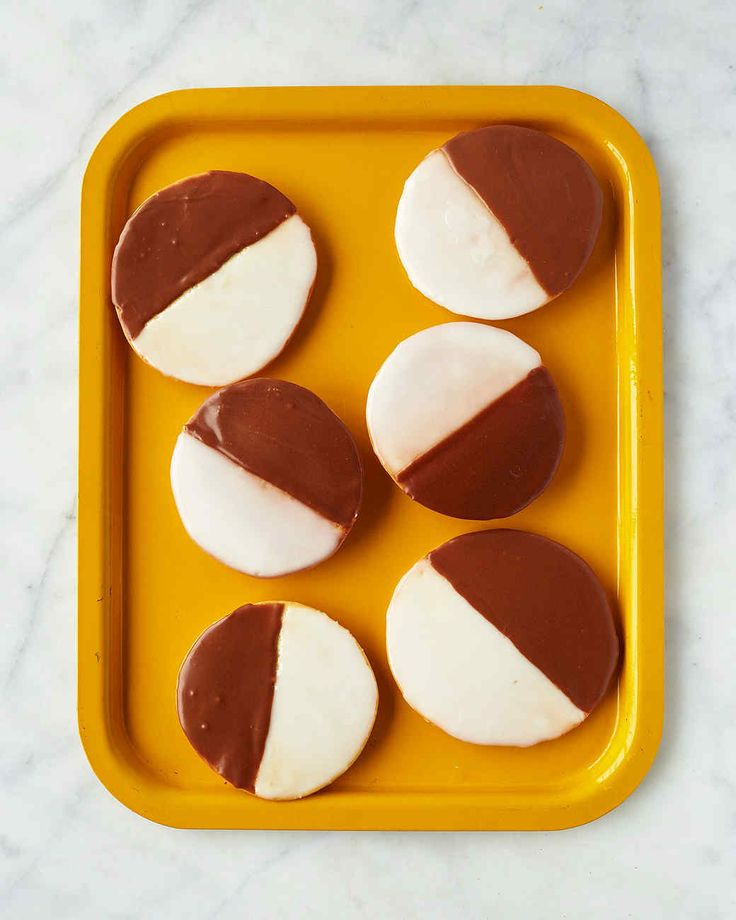 A New York Classic These Iconic Cookies Are More Like Flat Cakes Coated With Chocolate