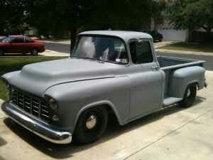 1955 Chevy long bed 3100