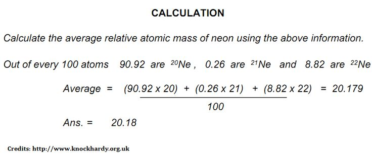Relative atomic mass (formerly atomic weight): a dimensionless physical quantity, the ratio of the average mass of atoms of an element to 1/12 of the mass of an atom of carbon-12 (unified atomic mass unit); 2 samples of a chemical element naturally found as being composed of more than one isotope collected from 2 different sources are expected to have slightly different relative atomic masses because isotopic concentrations typically vary slightly with the history of the source