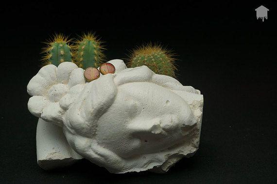 Coppia di orecchini da lobo in resina con vere di resindence