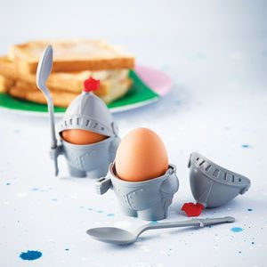 Arthur Egg Cup And Spoon - kitchen