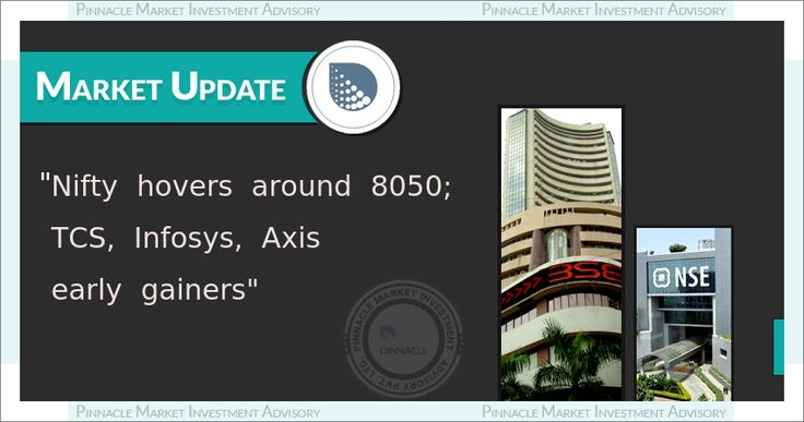 #OpeningBell : The market seems to be cautious ahead of #FuturesAndOptions (F&O) expiry today. The #Sensex is up 14.17 points at 26224.85 and the #Nifty is up 9 points at 8043.85. About 1087 shares have advanced, 561 shares declined, and 90 shares are unchanged. TCS, Axis Bank, Infosys, ONGC and NTPC are top #Gainers while Adani Ports, ITC, Hero MotoCorp, Bajaj Auto and Tata Motors are #Losers in the Sensex. US oil prices fell following a surprise build in the country's #Crude stocks shown…