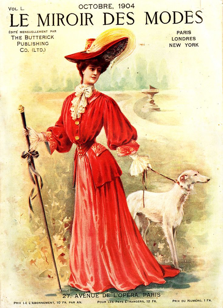 Ladies fashion 1904 pentecostal womens line pinterest for Miroir des modes prints