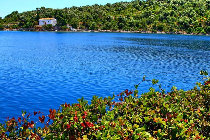 The colors of Greece , Paxos , Ionian sea