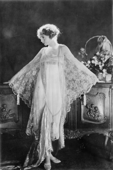 """Lillian Diana Gish (October 14, 1893 – February 27, 1993) was an American stage, screen and television actress whose film acting career spanned 75 years, from 1912 to 1987. The longevity of her career earned her the nickname """"The First Lady of American Cinema""""."""