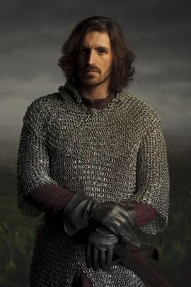 Sir Gwaine...  Hi, my name is Randi and I watch Merlin.
