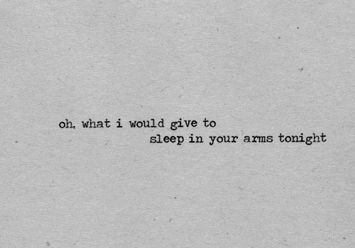 if only you'll let me