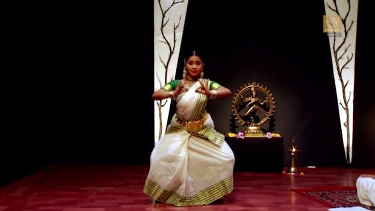 "Mohiniyattam, also spelled Mohiniattam, is a classical dance form from Kerala, India. It is one of the eight Indian Classical Dance forms recognised by the Sangeet Natak Akademi. The term Mohiniyattam comes from the words ""Mohini"" meaning a woman who enchants onlookers and ""aattam"" meaning graceful and sensuous body movements. The word ""Mohiniyattam"" literally means ""dance of the enchantress""."