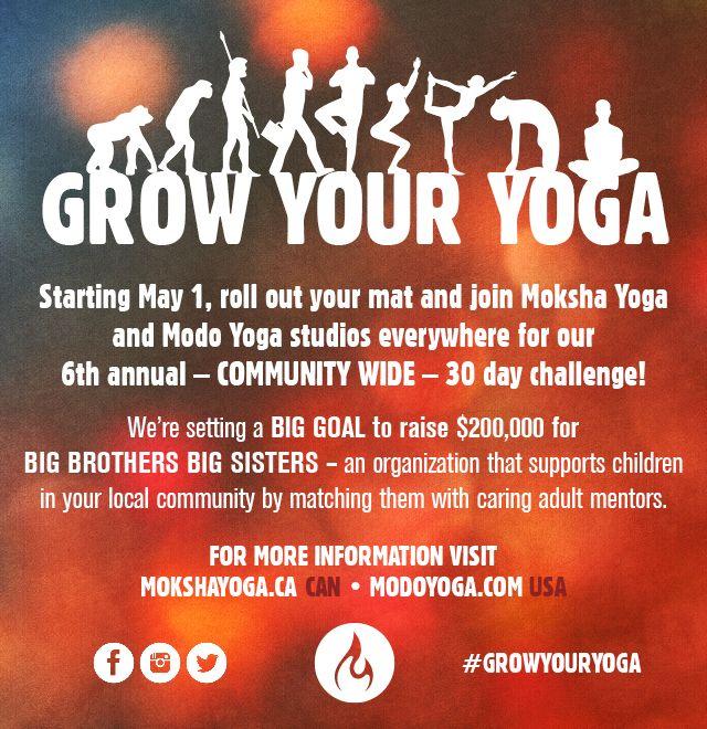 Moksha Yoga Brooklin - Community