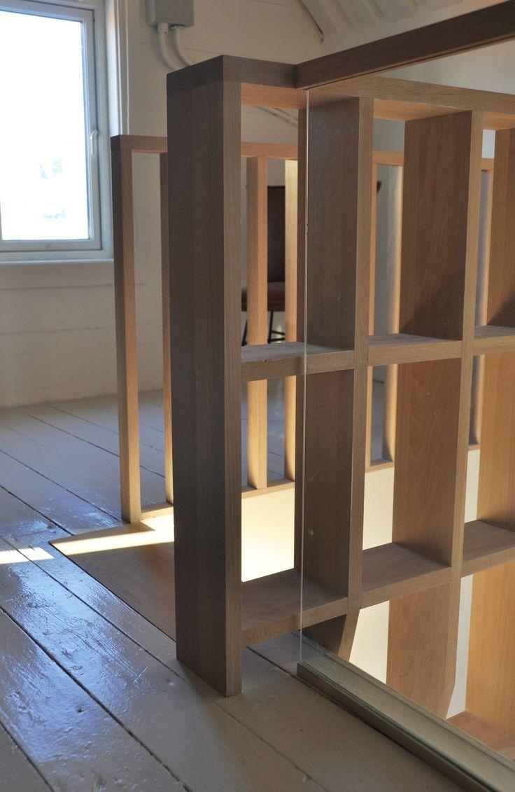 Studio Vabø - Staircase design - Møllegata  Final step transition  T