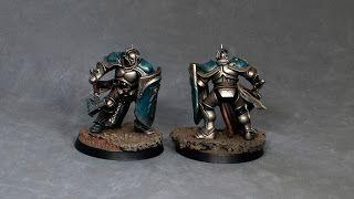 Stormcast eternal armour tutorial.
