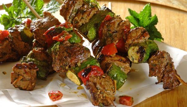 Chimichurri Steak Sosatie