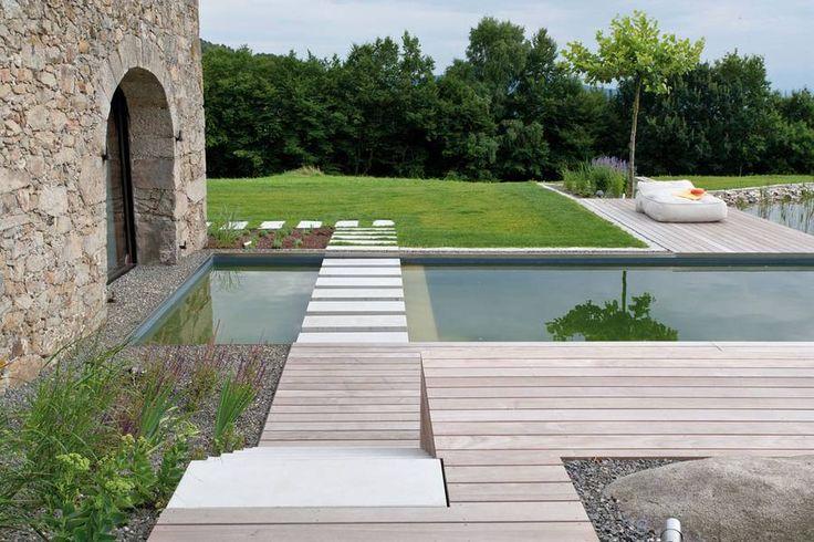 Gärtner von Eden : Designer Architektonische Formen und offene Raumstrukturen