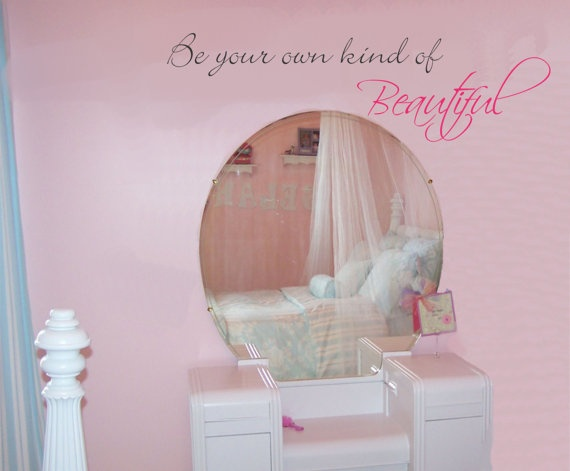 i love these words for a little girls room