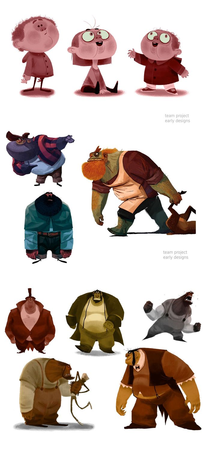 Character Development In Design : Best images about character design on pinterest comic