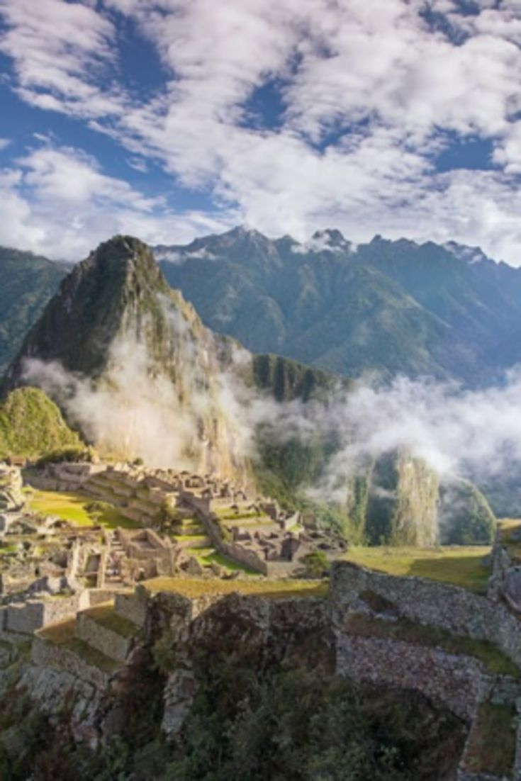 The Top 15 Places To See In Your Lifetime