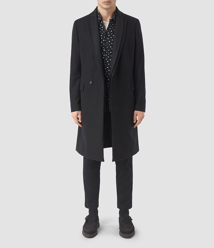 41 best Men's Overcoat images on Pinterest