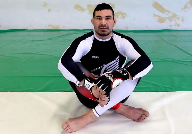 Tréningové techniky MMA pod vedením Attilu Végh – Diel 1.