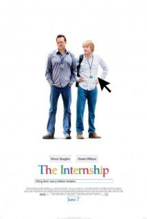 "4.5 stars ==> #21 of 50: The Internship [2013 -- 119min]. In Theatres. Loved it... I'm a big fan of Vaughn & Wilson together & it was definitely on par with their previous hits. Favorite part was the video call where they ended with the, ""What? What!"" Been saying that to my husband a lot since then."