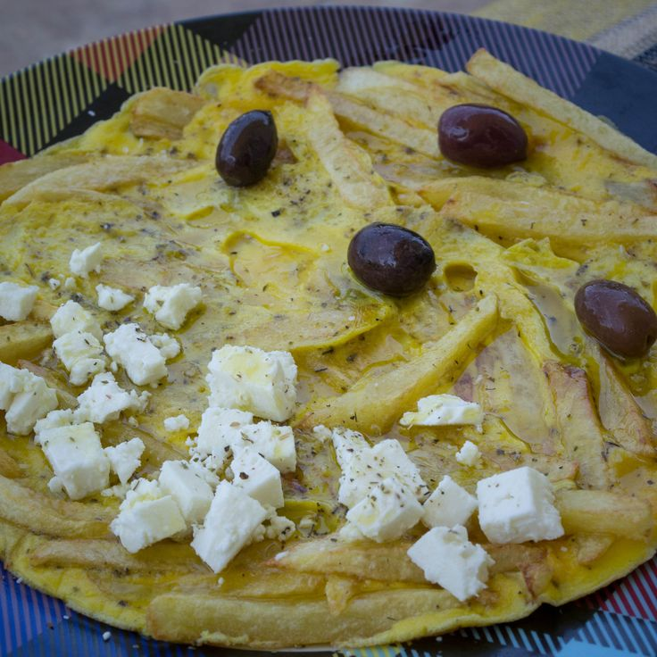 Potato Omelet - Powered by @ultimaterecipe