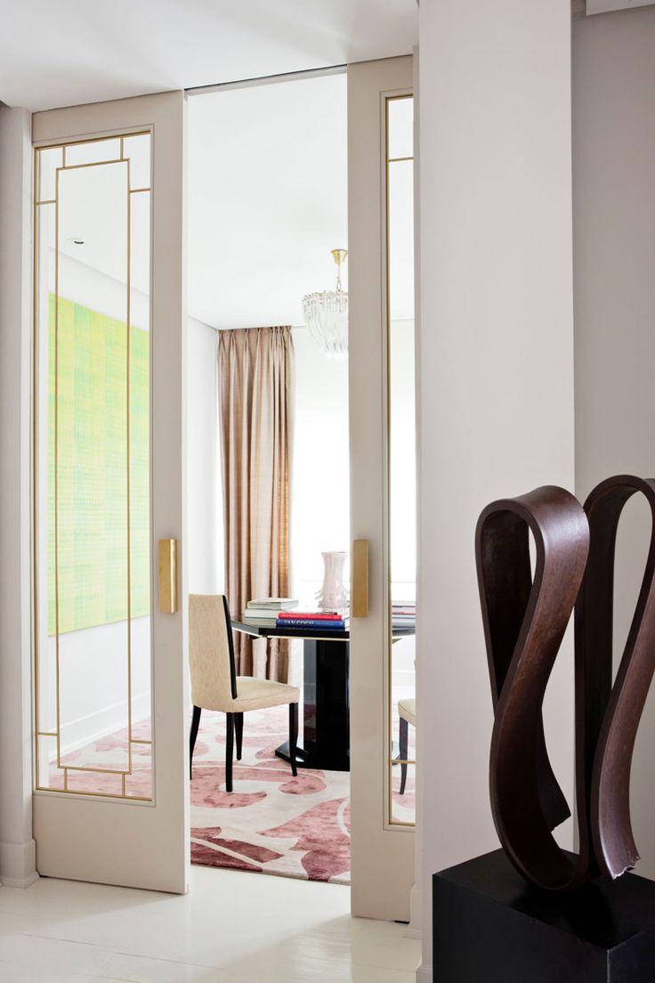 Diseño y ejecución de proyecto de reforma de vivienda en Madrid. Reportaje fotográfico realizado por Manolo Yllera para AD.