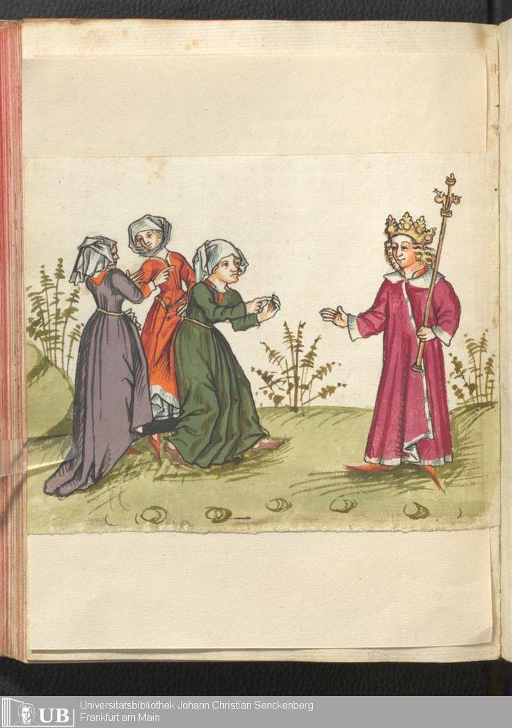 237 [116v] - Ms. germ. qu. 13 - Salman und Morolf - Page - Mittelalterliche Handschriften - Digitale Sammlungen [S.l.], [1479; 15. Jh. 2. Drittel]