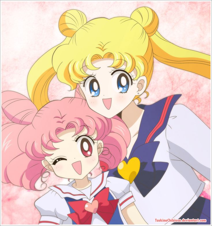 chibiusa and usagi relationship marketing