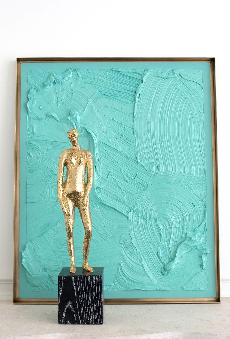 KELLY WEARSTLER | MIDNIGHT TIDE ARTWORK