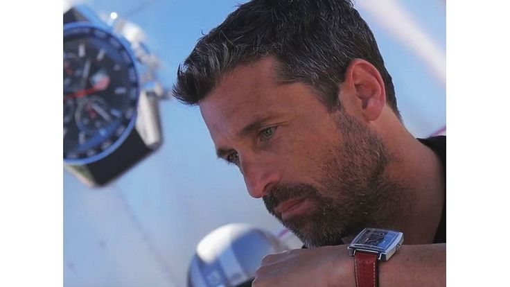 latest new on Patrick Dempaey and race TAG Heurer | TAG Heuer - Video. Patrick Dempsey In Switzerland | Industry News ...