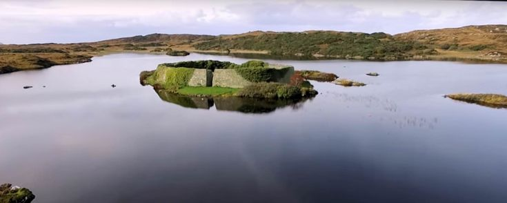 Doon Ring Fort Donegal