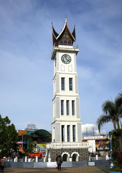 Jam Gadang - Bukittinggi Sumatra Indonesia