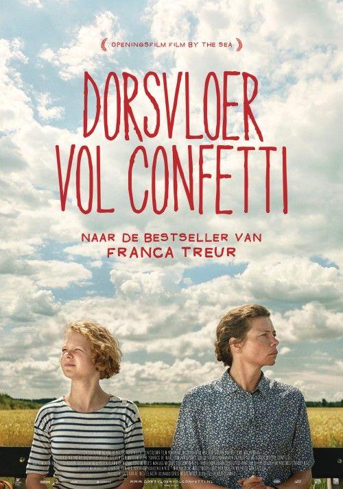Auteur Franca Treur keert voor de première van haar verfilmde 'Dorsvloer vol confetti' terug naar de bioscoop waar ze als 16-jarige stiekem haar eerste film zag. Ze schrijft in haar boek over haar jeugd in een streng reformatorisch gezin in het Zeeland van begin jaren '90. Vanwege het thema wordt ze ook weleens de vrouwelijke Jan Siebelink genoemd