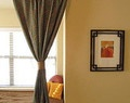 1. Custom Drapes Curtains Window Treatments Pillows by lushlivings on etsy.com.
