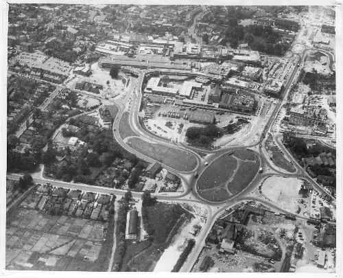 Basingstoke Town Centre
