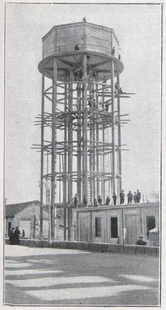 ¡Ay, Murcia! el depósito ('La Hormiga de Oro', 28/04/1923)