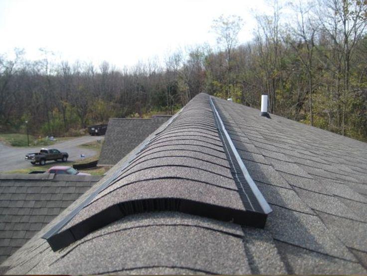 Best Roof Ridge Vent : Best ideas about ridge vent on pinterest insulation