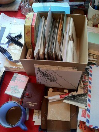 mail art box