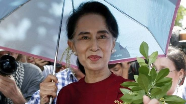 The people of Myanmar have voted in a general election - the first openly contested poll in 25 years after decades of military rule. - 8 novembre 15