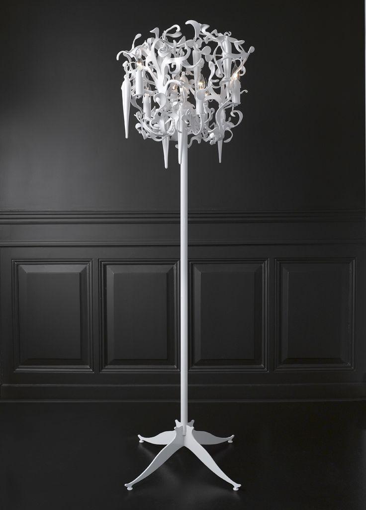 High Quality Brand Van Egmond Floor Lamp, Contemporary Floor Lamp, Icy Lady Floor Lamp In
