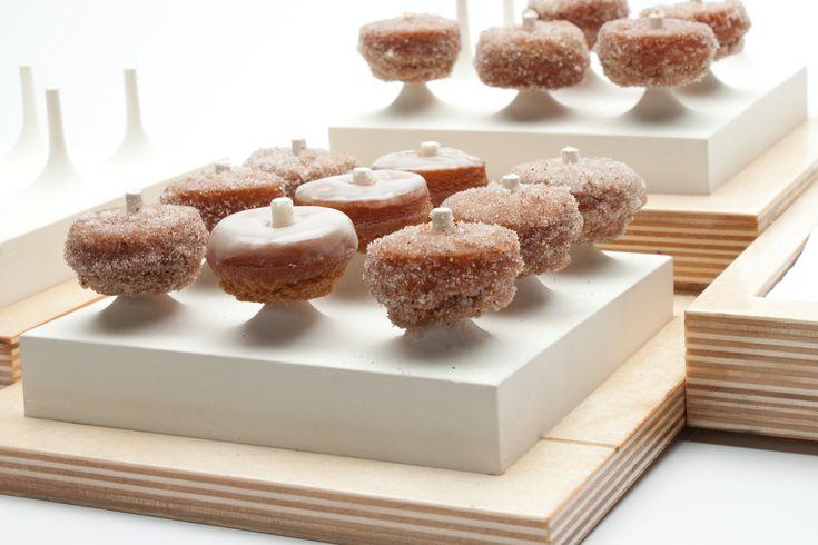 Donuts Apple Cider  Pinch Food Design