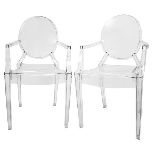 11 best lucite images on pinterest lucite furniture for Clear acrylic chairs ikea