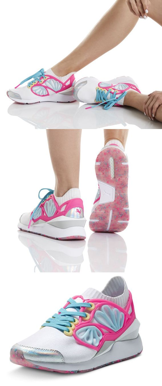 Sophia Webster for Pima. Pearl Cage Trainers Sneakers. Fun cage trainers  for workouts 85ea23422