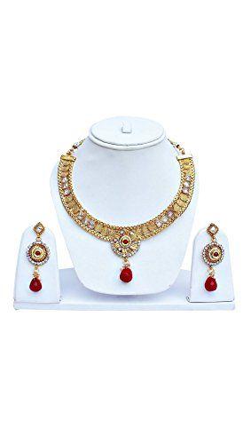 Indian Bollywood Style Gold Plated Ethnic Red Pearls Trad... https://www.amazon.com/dp/B072HF8TTL/ref=cm_sw_r_pi_dp_x_peE.ybT9TM3JF