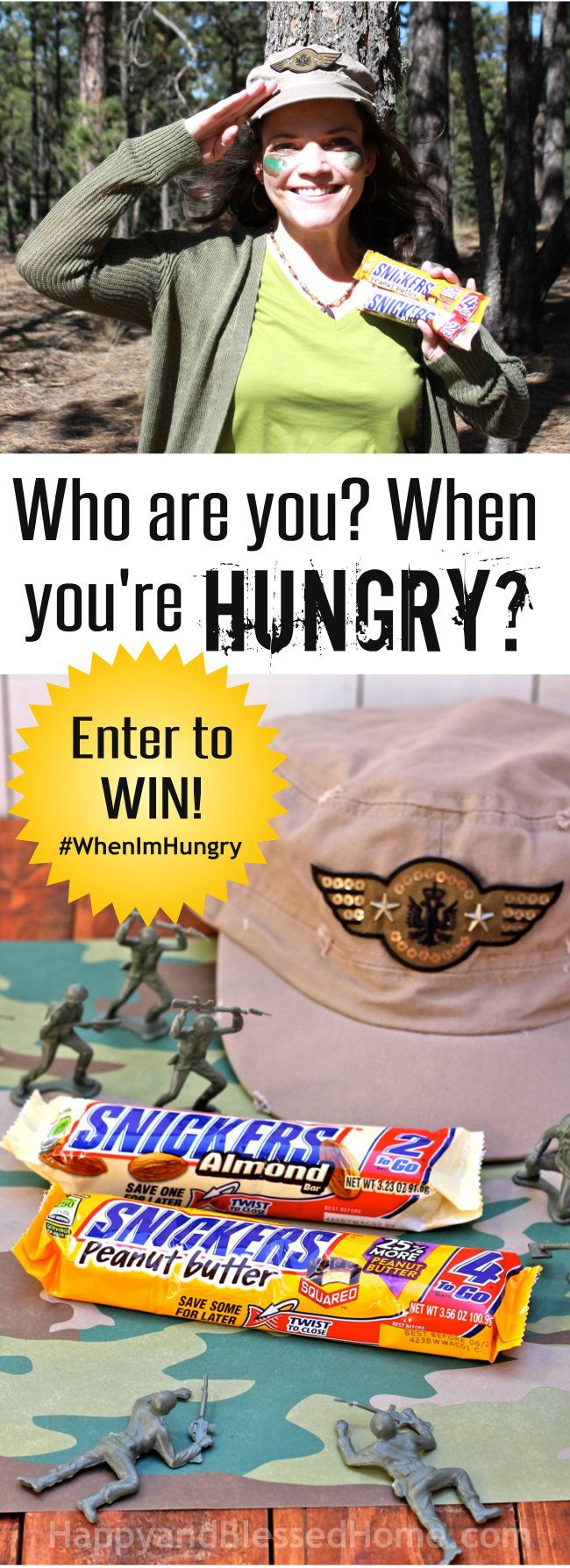 """This Marine Mom shares how you can enter to WIN the SNICKERS """"Who are you when you're hungry?"""" contest plus over 20 Free Pages of Armed Forces Activities for Kids - Free Printables and Entry details at HappyandBlessedHome.com #WhenImHungry #CollectiveBias #ad Great for studying the US Armed Forces, Veteran's Day, Memorial Day, Fourth of July"""