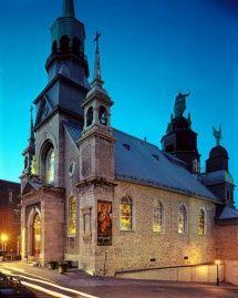 Chapelle Notre-Dame-de-Bon-Secours actuelle | Musée Marguerite-Bourgeoys et chapelle Notre-Dame-de-Bon-Secours
