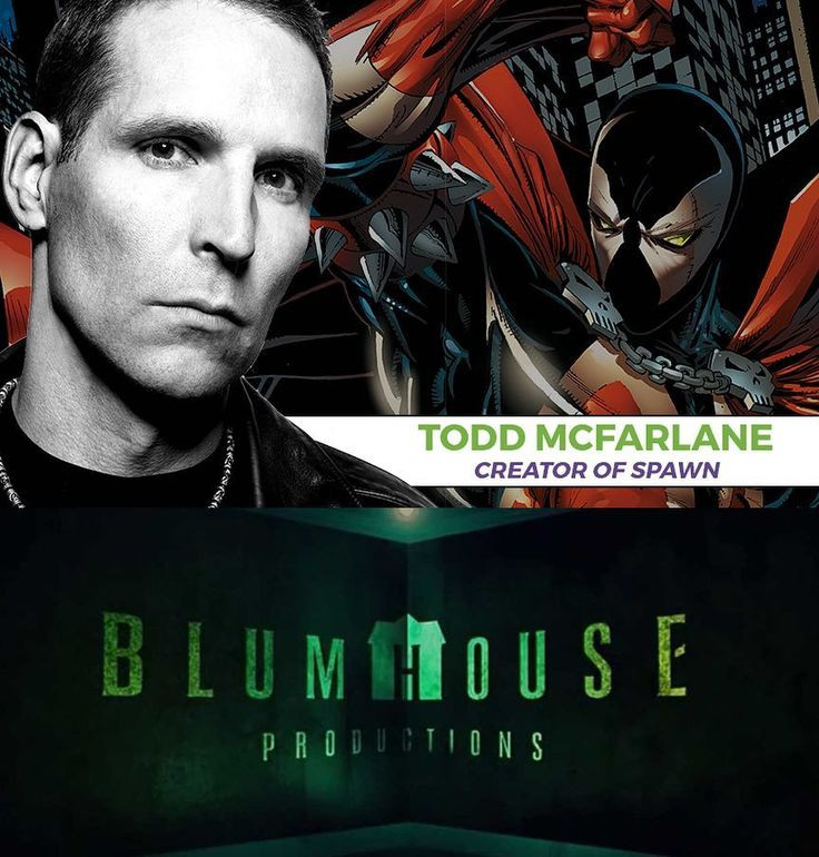 #ToddMcFarlane announced at #SDCC2017 that the #Spawn movie is happening and now we know it will be produced by #BlumhouseStudios the production company run. Y #JasonBlum responsible for such horror gems as #Insidious #ThePurge and most recently #GetOut.  #McFarlane will pen the first draft of the screenplay and is set to make his directorial debut. So more on this as it develops.  #Spawn #AlSimmons #ImageComics