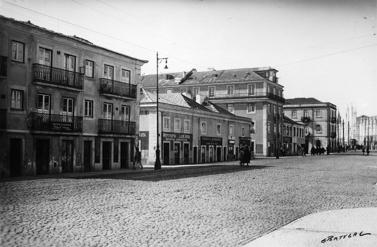 Rua de Belém. Lisboa (E. Portugal, 1939)