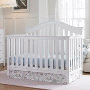5 - In - 1 Kingsport Crib - Snow White